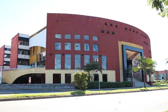 Complexo Centreventos Cau Hansen