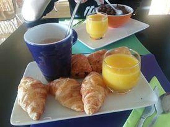 Ibis Styles Ouistreham : Petit déjeuner