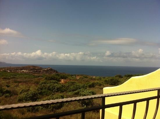 B&B Le Ginestre: Blick vom Balkon