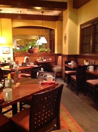 Holiday Inn Houston Intercontinental Airport: onsite restaurant
