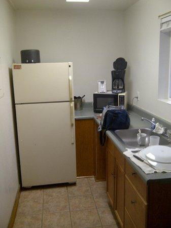 Sunbanks Lake Resort: Kitchen in Townhouse 4