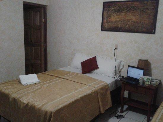 Hotel Villa Angelo: Sencilla pero agradable