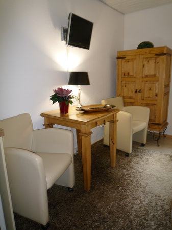 Gästehaus-Pension Zeranka: tweepersoonskamer Gästehaus Bed&Breakfast Zeranka in Ruhpolding