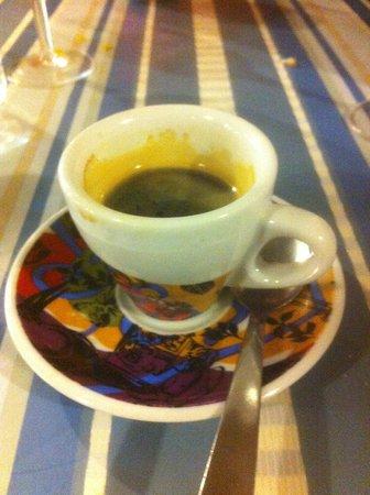 La Pecherie Ducamp: Espresso to finish