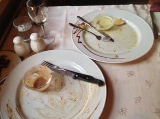 Salthusid: The food was this good!
