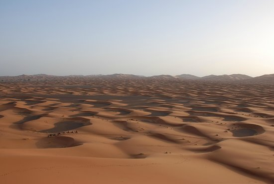 Hotel Riad Ali : Ad un ora di cammino dal Riad