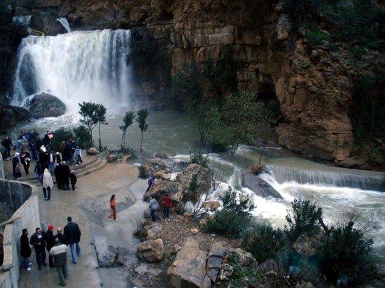 Tlemcen, Algeria: Les cascades de El Ourit