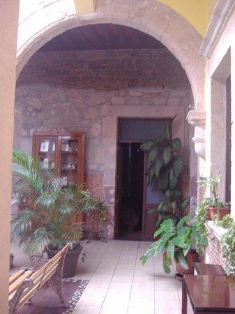 Hotel Zapata 91: Areas del hotel