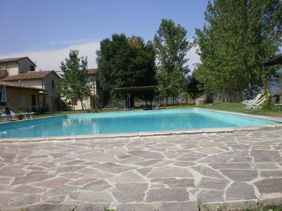 Agriturismo Ristorante Casa Cantone : la piscina!!