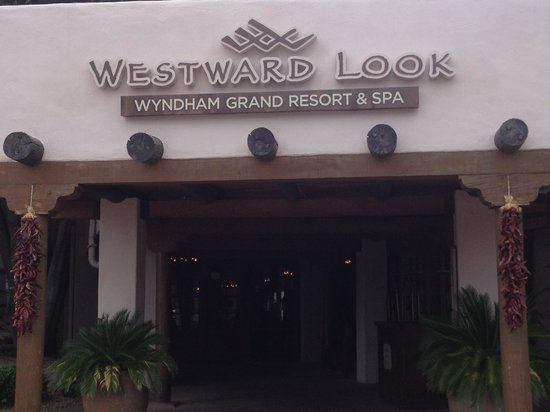 Westward Look Wyndham Grand Resort and Spa: Entrance