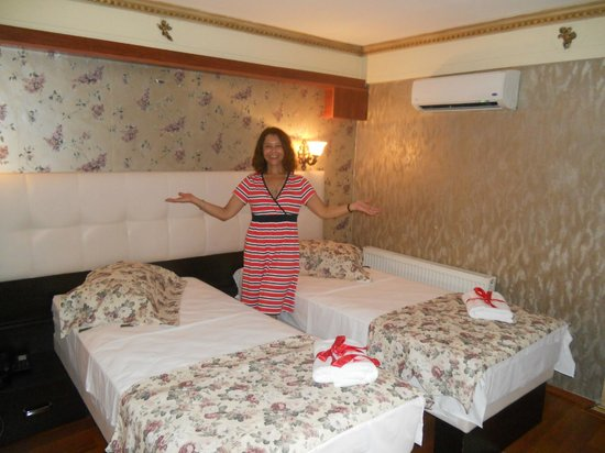 Angel's Home Hotel: двухместный номер 1 + 1