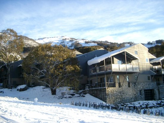 Snowbound Chalets Thredbo