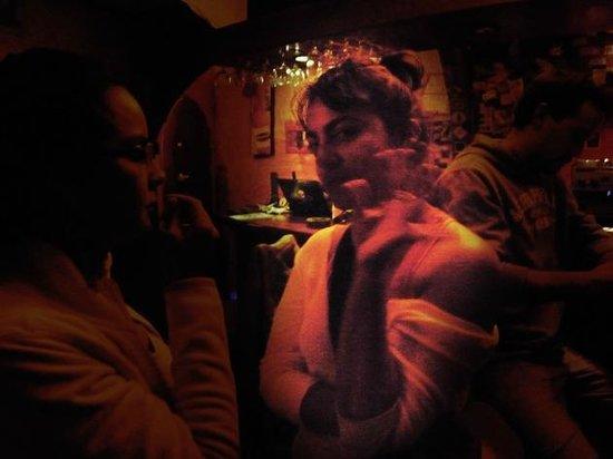La Tintorera Restaurante & Pub: Ladies