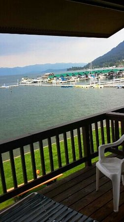 Pend Oreille Shores Resort: view
