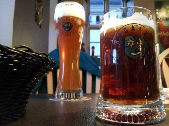 Soegaards Bryghus : La birra