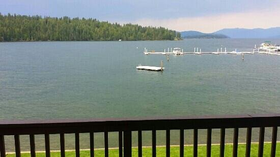 Pend Oreille Shores Resort : view