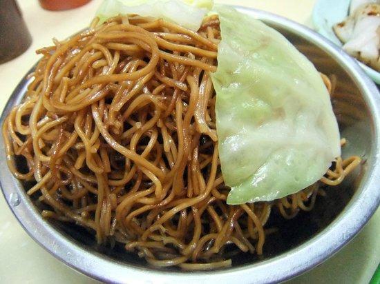 Mini Hotel Causeway Bay Hong Kong : Yummy food from 24 hour eatery near hotel (Jardine)