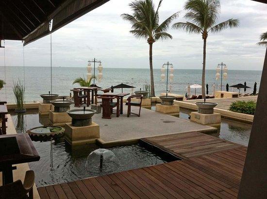 Restaurant Pavilion Area