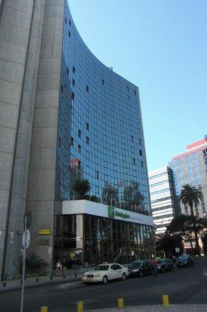 Holiday Inn Lisbon - Continental: Fachada