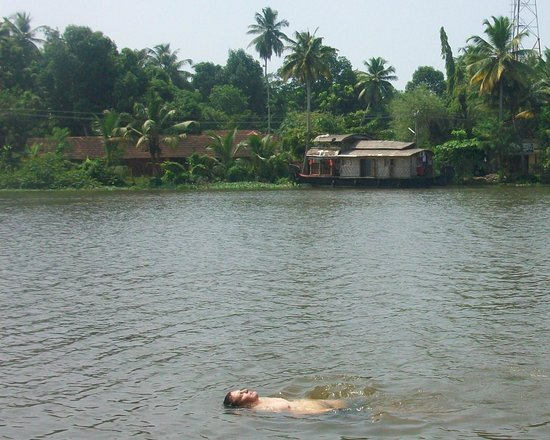 Ayana's Homestay: Please make sure you check out the local swimming pool!
