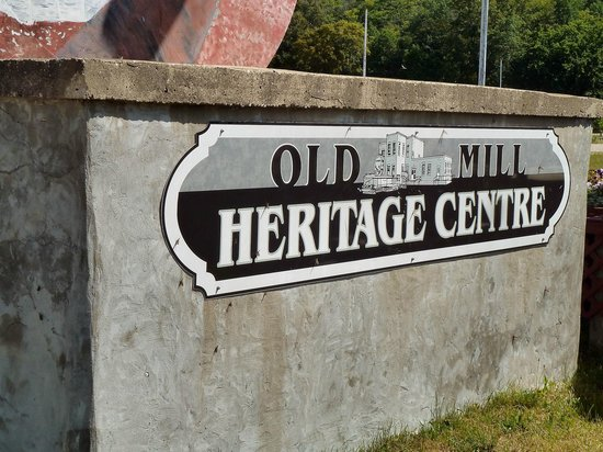 Bridal Veil Falls: The Old Mill Heritage Centre