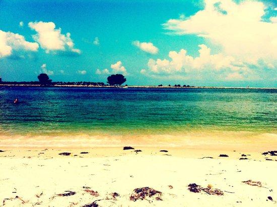 Coconut Cove All Suite Resort: Coconut Cove's Private Beach