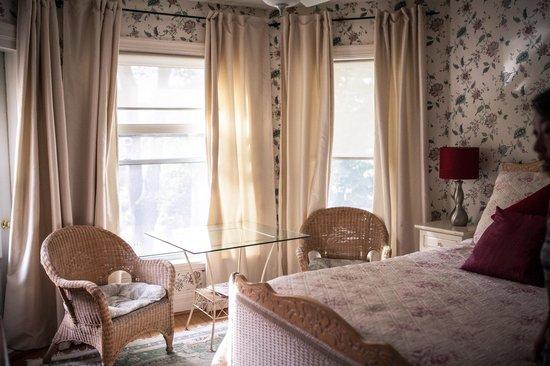 Eighteen Waterloo: One of the rooms...