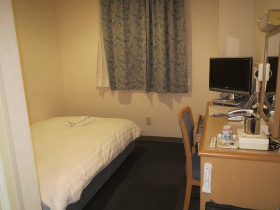 Hotel Green Mark : 室内