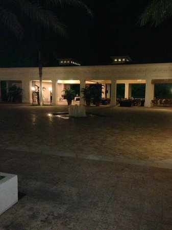 Real InterContinental San Salvador at Metrocentro Mall : PATIO