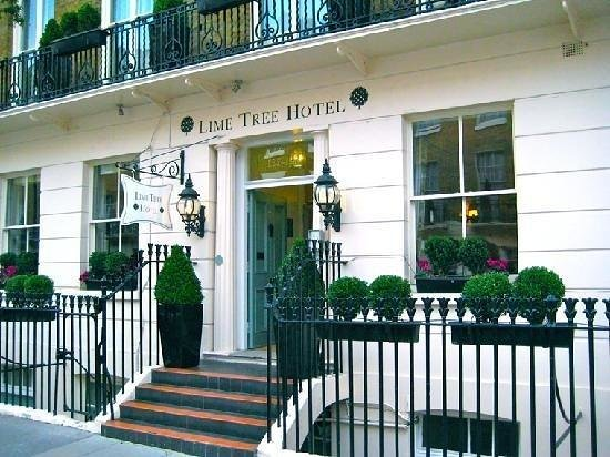 Lime Tree Hotel: this is where i am staying for my next visit to London