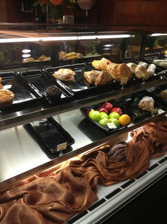 Holiday Inn Portland Airport (I-205): Wonderful morning/afternoon or evening treats!