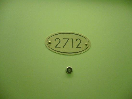 Ibis Hong Kong North Point: Room 2712