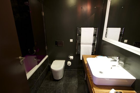 The ICON Hotel & Lounge: Bathroom
