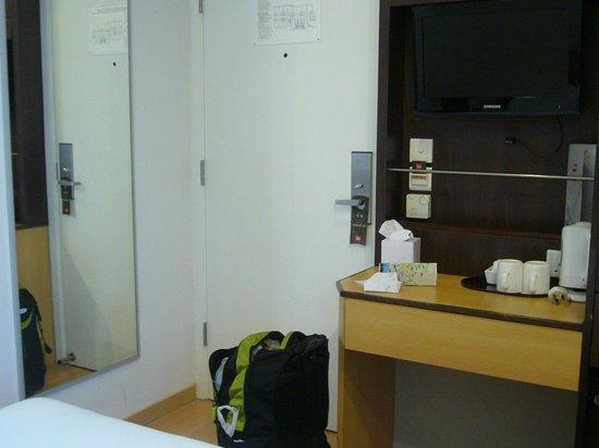Ibis Hong Kong North Point: Compact and cosy