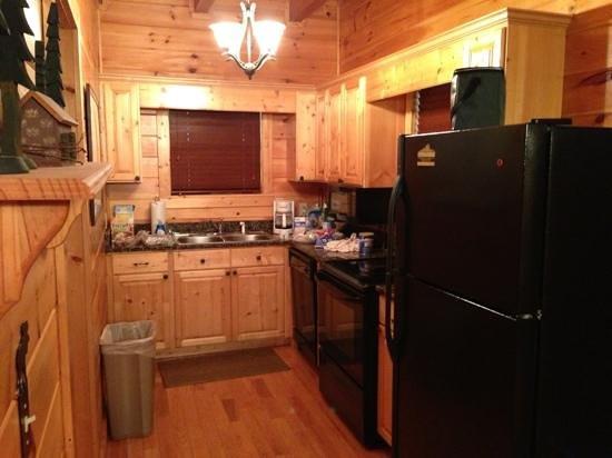 写真Smoky Cove Chalet and Cabin Rentals枚