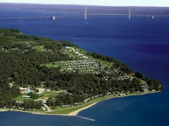 Mackinaw Mill Creek Campground