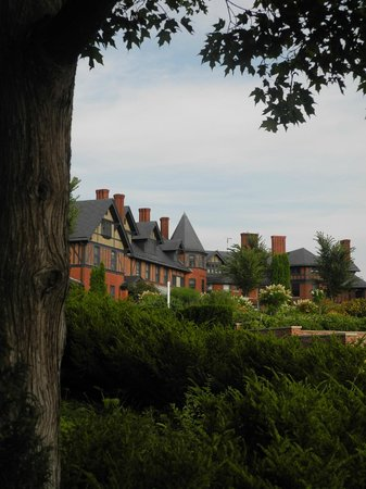 Inn at Shelburne Farms