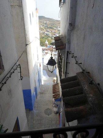 Casa La Palma: view