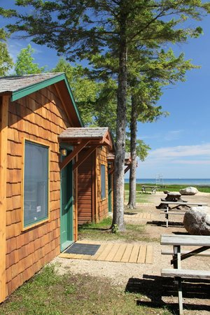 Merveilleux Mackinac Lakefront Cabin Rentals   Campground Reviews (Mackinaw City, MI)    TripAdvisor