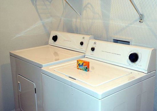 Legacy Villas : Washer / Dryer