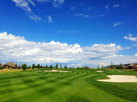 Headwaters Golf Club: Perfect conditions