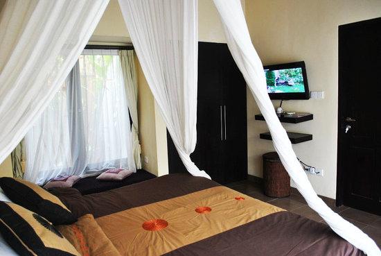 Tanjung Lima Villa: Bedroom