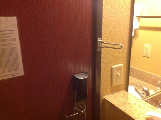 Quality Inn and Suites: Best western in Buda Texas