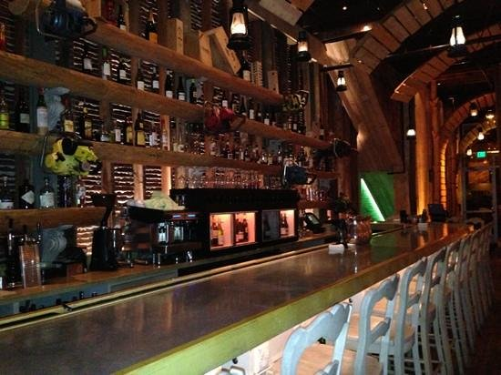 Beatrice and Woodsley: le bar
