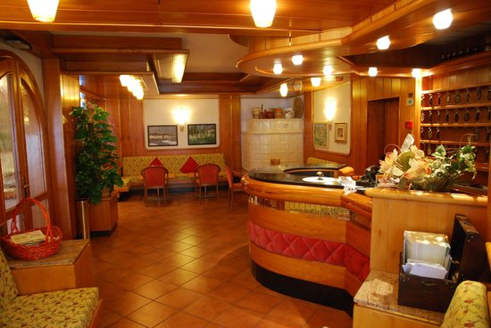 Parco Hotel Terme Regina Elena : reception