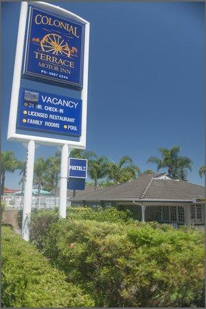 Colonial Terrace Motor Inn