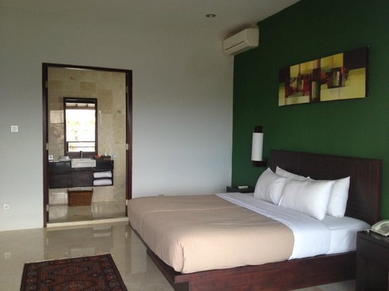 Villa Aamoda Bali: Second bedroom (2nd floor)
