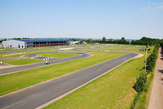 Caen, Francia: circuit de kart