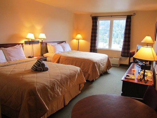 Comfort Inn & Suites: Habitación