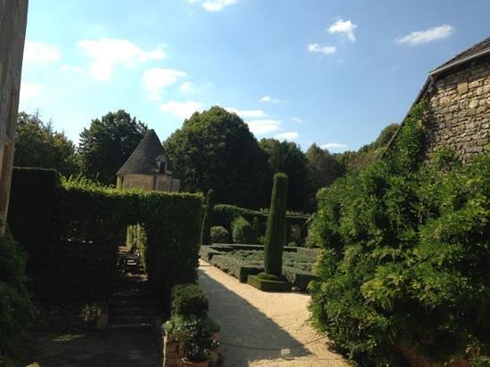 Chateau et jardins de Losse: encore les jardins